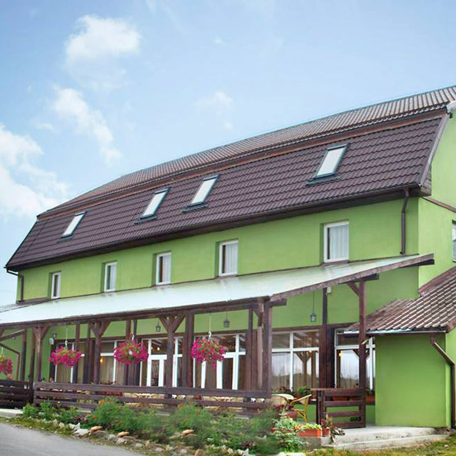 Hostel Alpin din Marisel