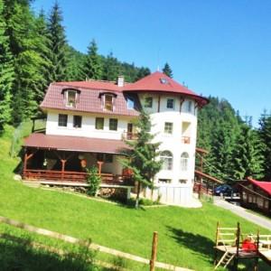 Casa Olga din Paraul Rece