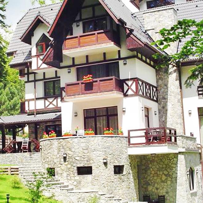 Vila Casa Tom din Sinaia