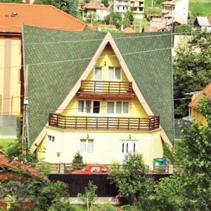 Vila Mihaita din Busteni