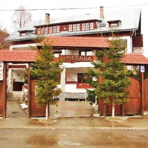 Vila Serana din Azuga