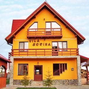 Vila Sorina din Sambata de Sus